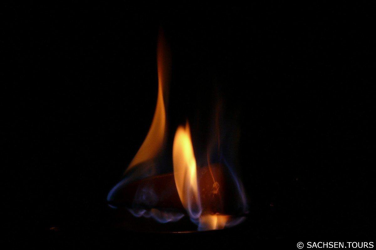 Zuckerhut für Feuerzangenbowle