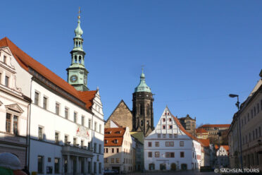 Marktplatz zu Pirna