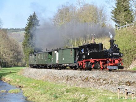 Preßnitztalbahn Foto Thomas Poth