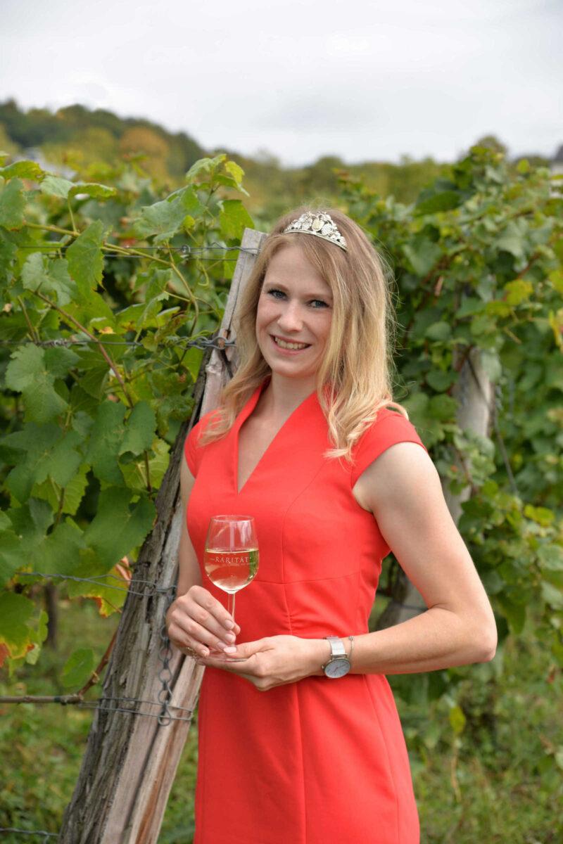 Weinprinzessin Ann-Kathrin Schatzl