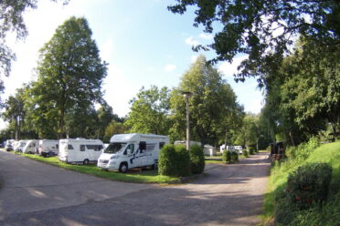Campingplatz Dresden-Mockritz