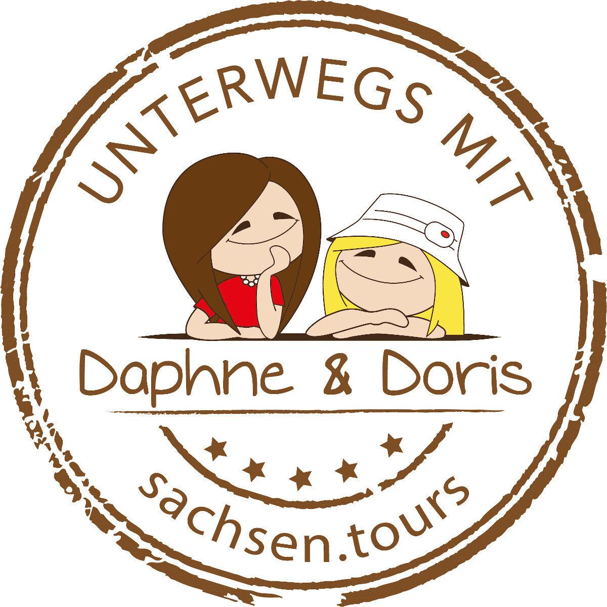 Unterwegs mit Daphne und Doris!