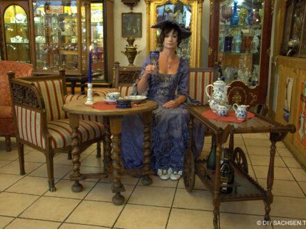 Kunst Café Antik