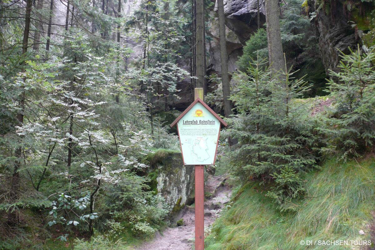 Weg zur Gautschgrotte