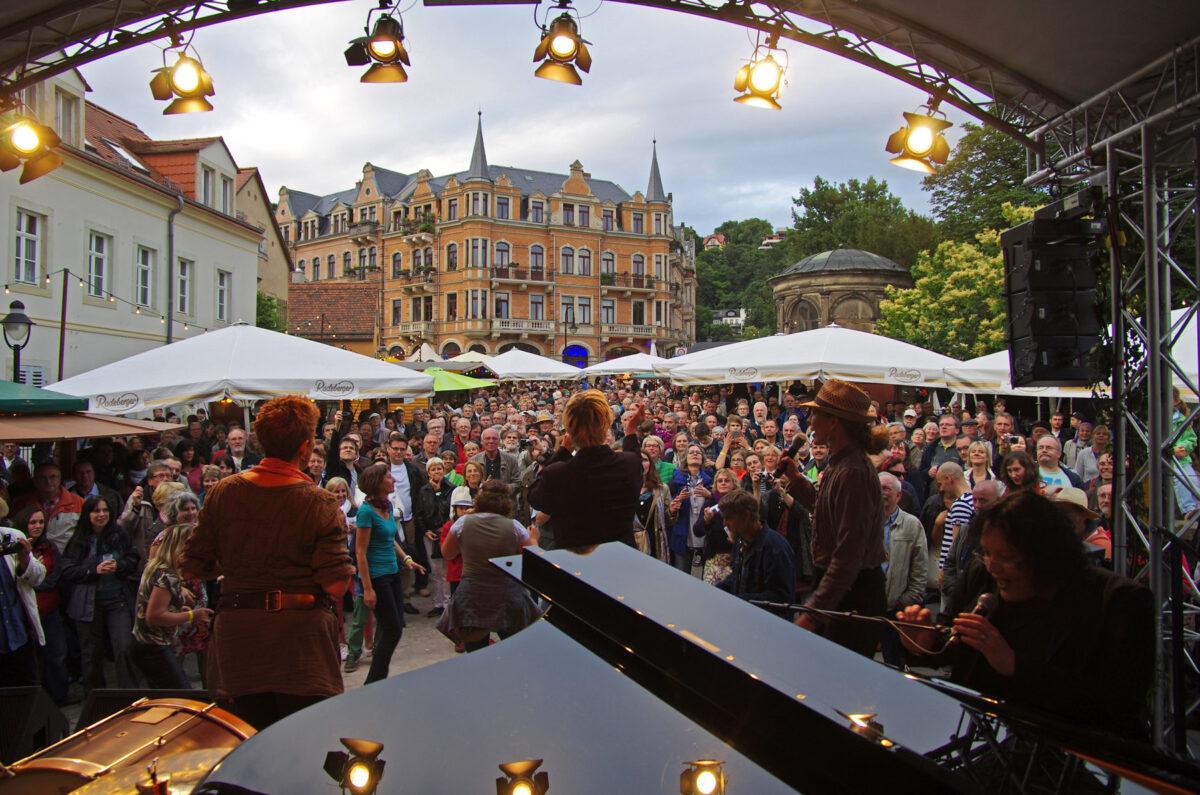 Bühne Loschwitz