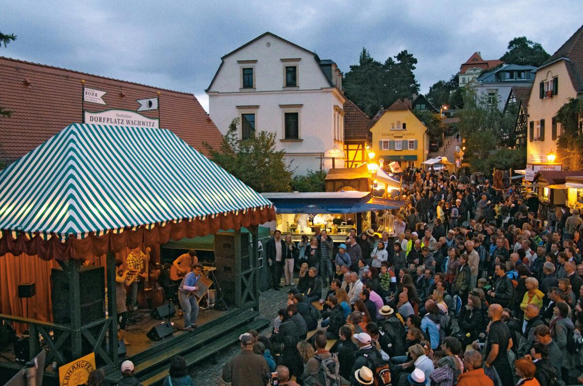 Bühne Wachwitz