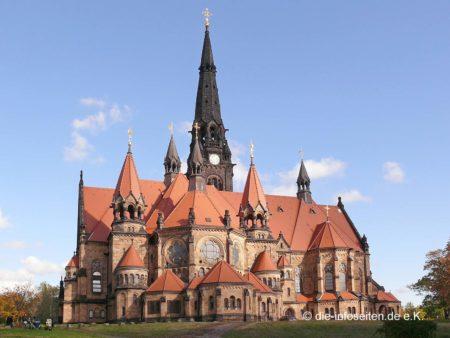 Garnisonkirche Dresden Albertstadt