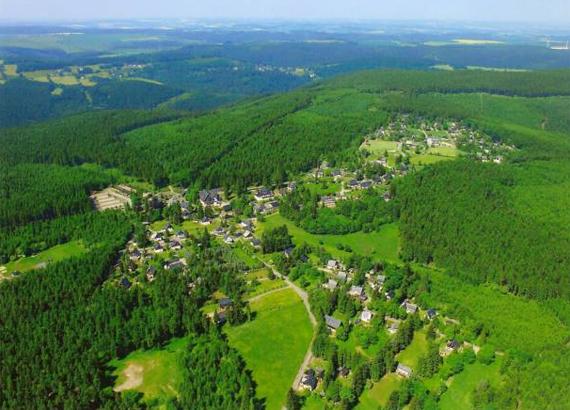 Gasthaus Kobär Luftaufnahme