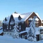 Gasthaus Kobär im Winter