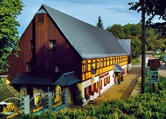 Gasthof Bärenfels, Naturhotel