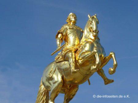 Goldener Reiter Dresden Neustadt