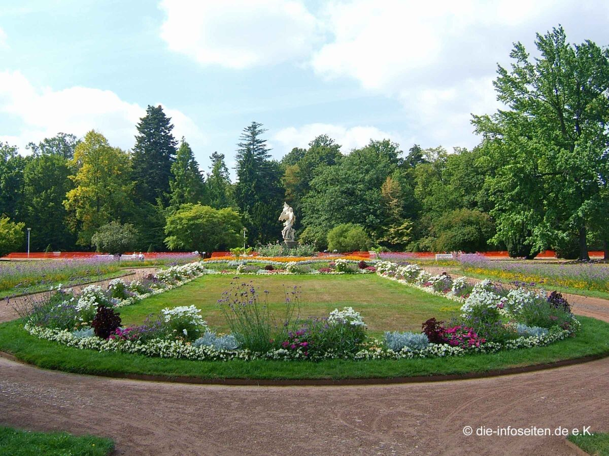 Großer Garten In Dresden Sachsentours