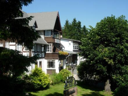 Pension und Berggaststätte Helenenhof im Sommer