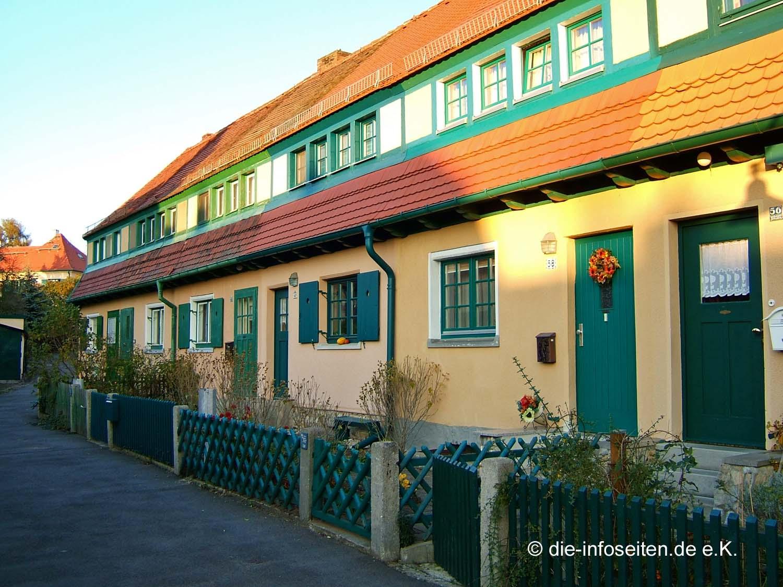Dresden Hellerau Gartenstadt