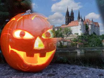 Halloween Albrechtsburg Meißen