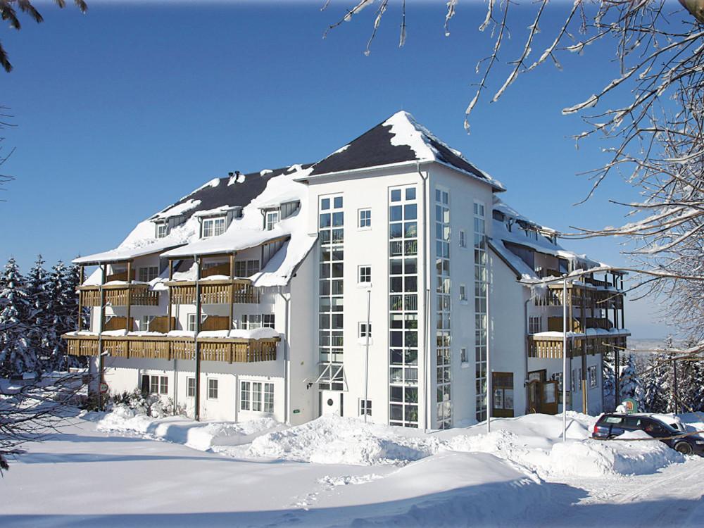 Hotel Zum Bären im Winter
