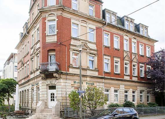 Hotel Burgk Dresden