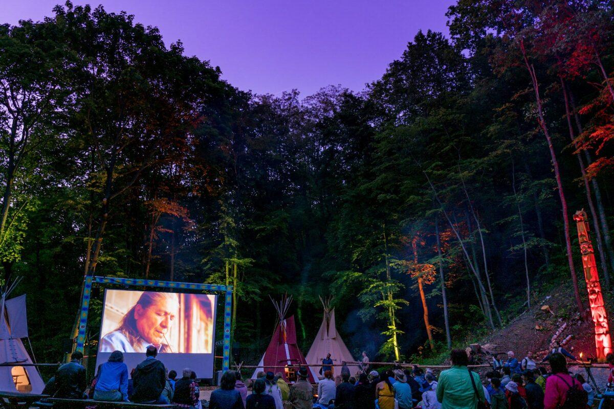 Indianische Filmnächte in Radebeul