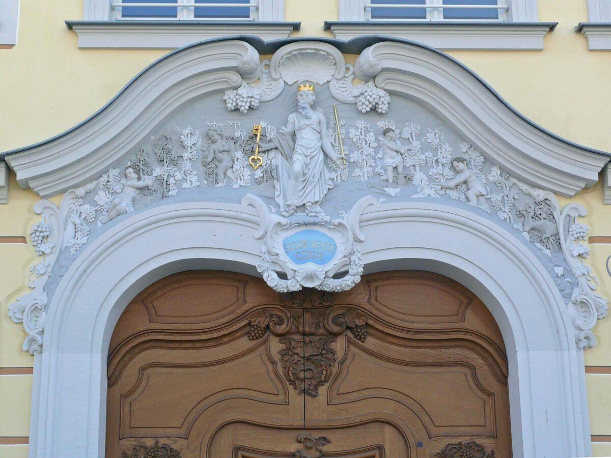 Portal am Köhlerschen Haus