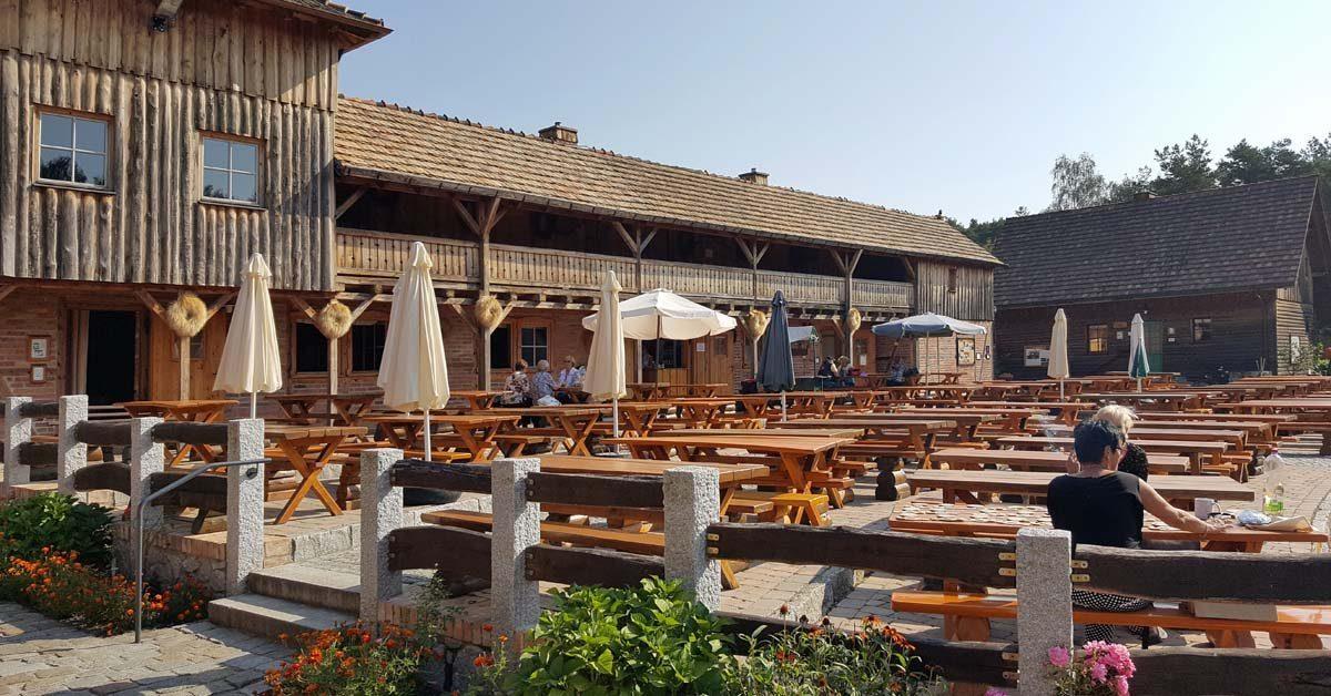 Krabatmühle Schwarzkollm entspannt