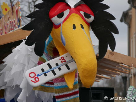 Huhn - Karneval in Radeburg