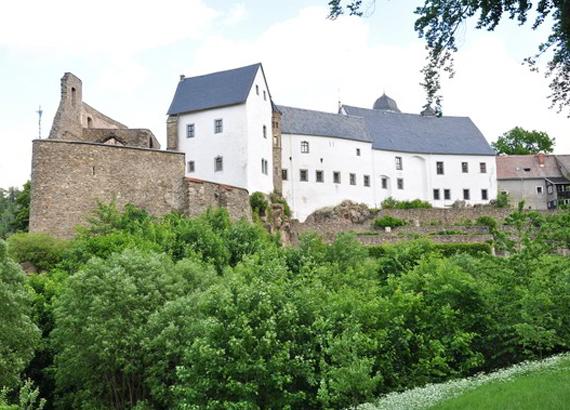 Schloss Lauenstein - Urlaub Gasthof Bärenfels