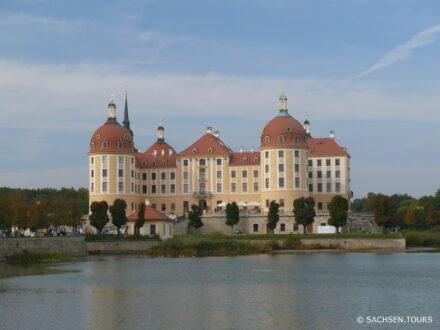 Jadschloss Moritzburg