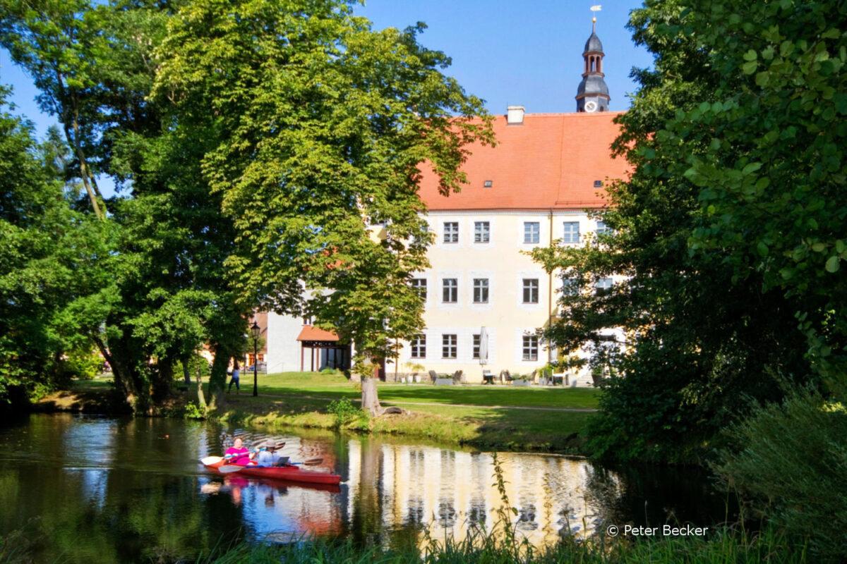 Schloss Lübben ©PeterBecker