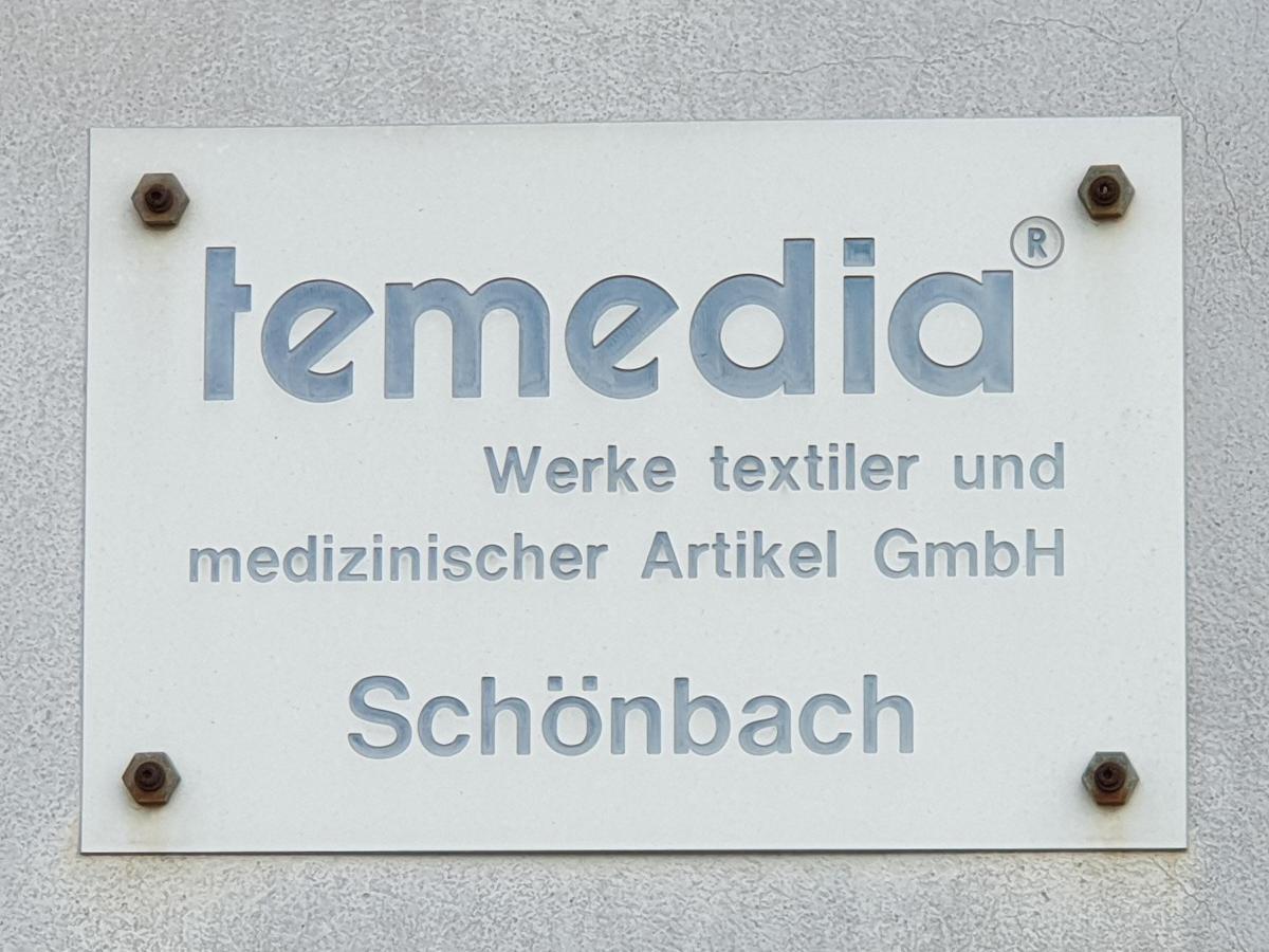 Temedia Schönbach Sachsen