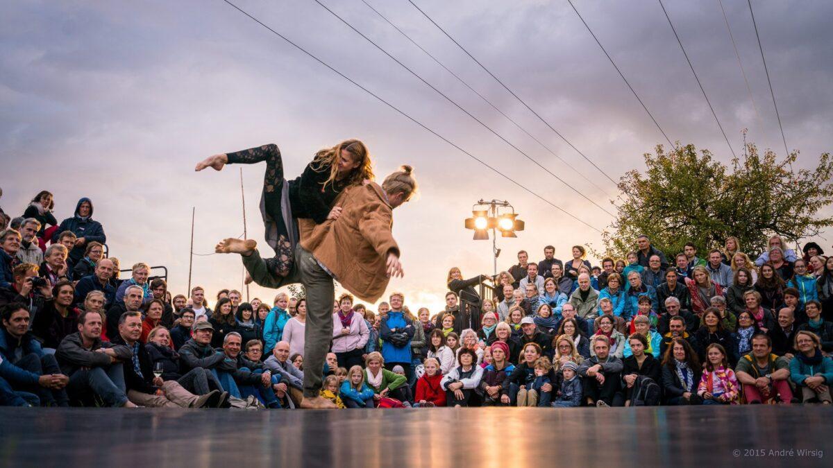 Theater auf den Streuobstwiesen © André Wirsig