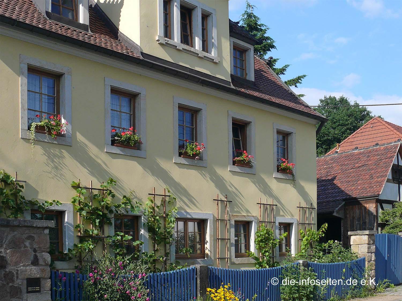 Winzerhaus in Radebeul